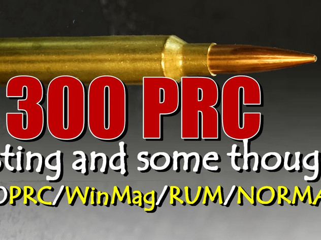 300PRC/300WM/300RUM Results