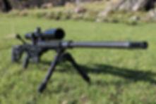 MSP-TAC Sniper Rifle 338 Lapua Magnum