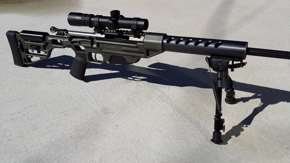 MSP Light-weight Precision Rifle