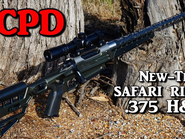 MSP Safari Rifle - Reveiw