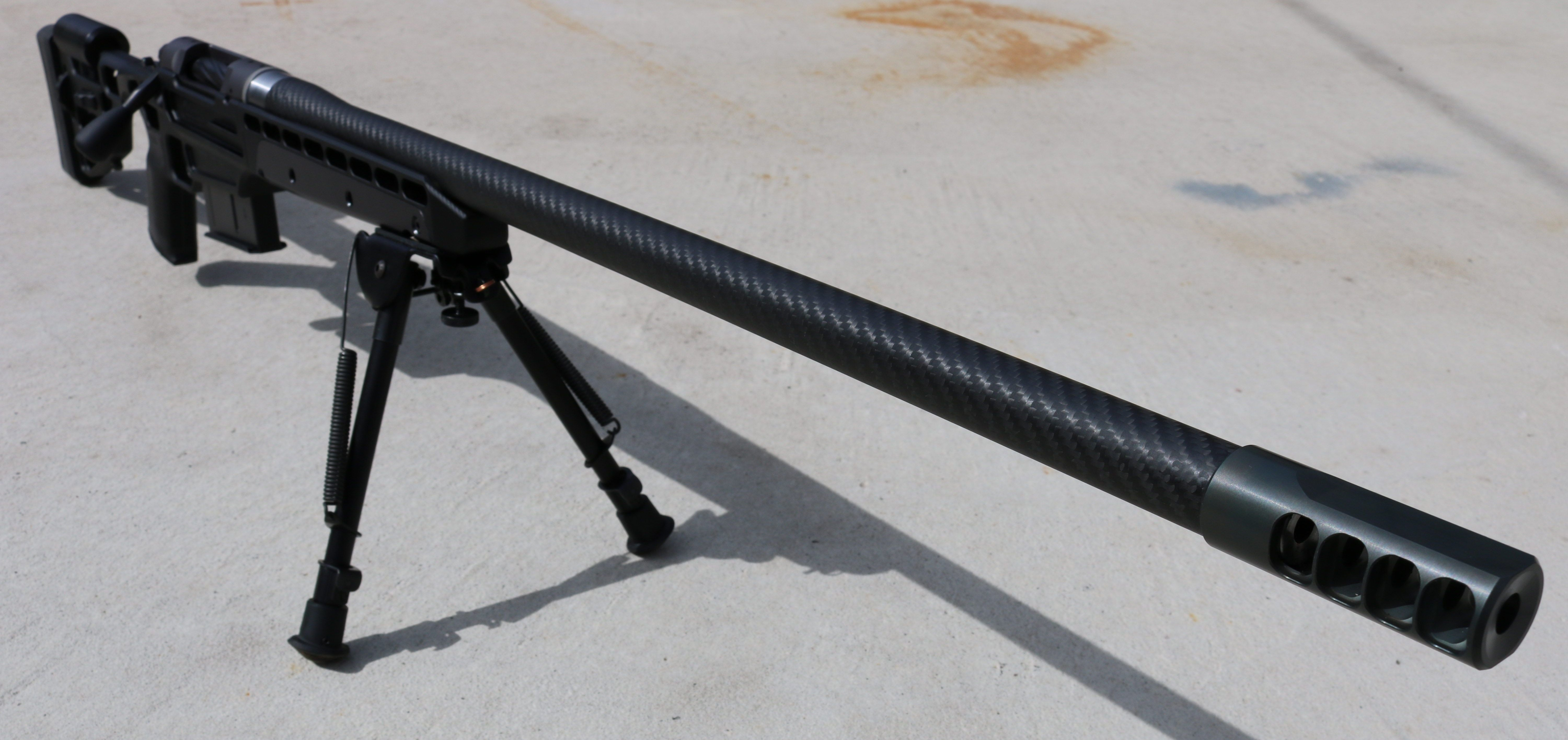 338LM - Lightweight precision rifle