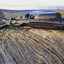 MSP T3 Long Range Precision Rifle