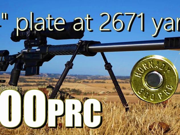 MSP 300PRC - On Range