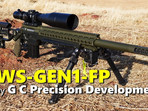 CWS Sniper Rifle - Overview