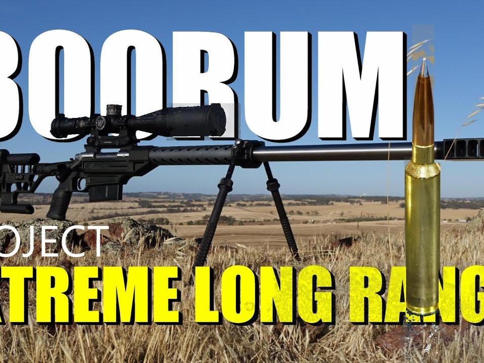 300 RUM ELR Shooting