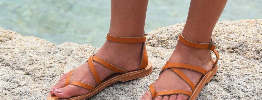 Sandales Epicure Pul Naturel