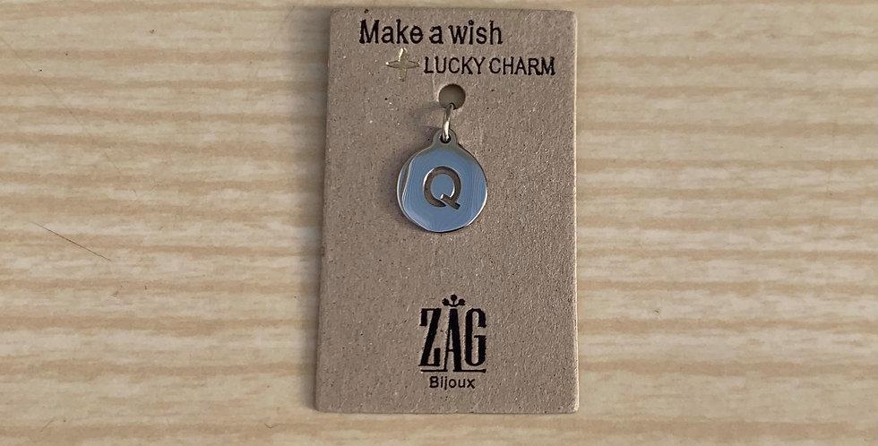 Médaille Zag Acier Q
