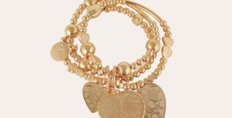 Bracelet Merlin love or
