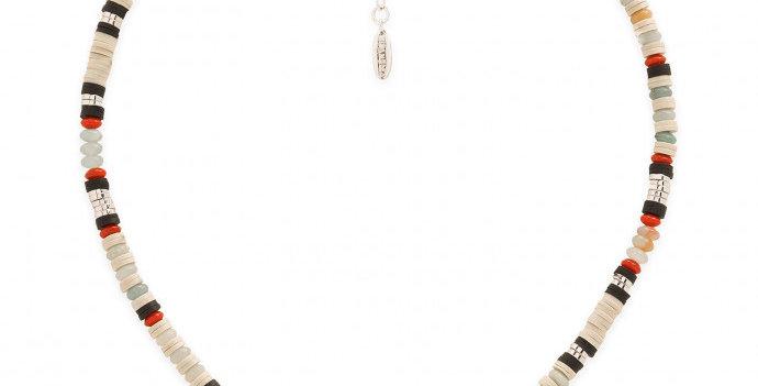Collier Bessame Blanc