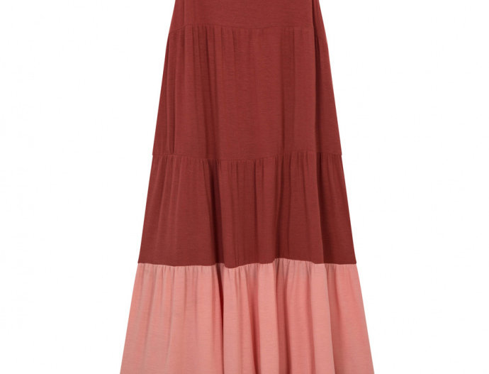 Robe Moncheri Blush