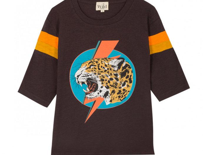 T-shirt Ziggy Black