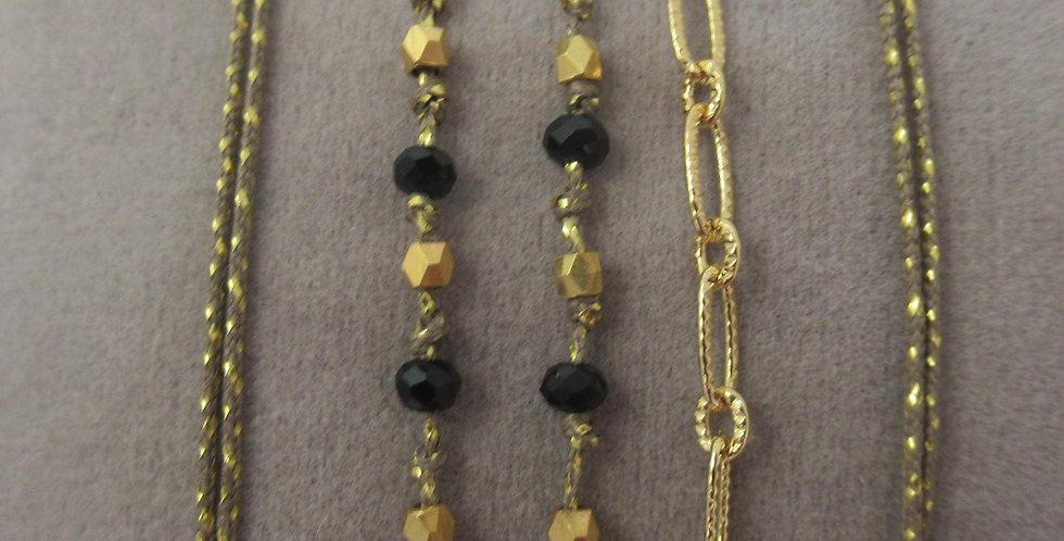Bracelet Jivana Noir