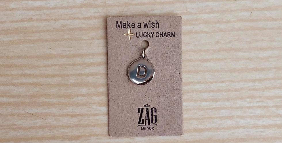 Médaille Zag Acier D