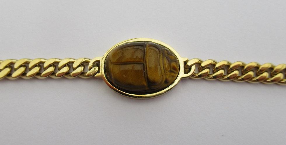 Bracelet Zag Kehpri oeil de tigre