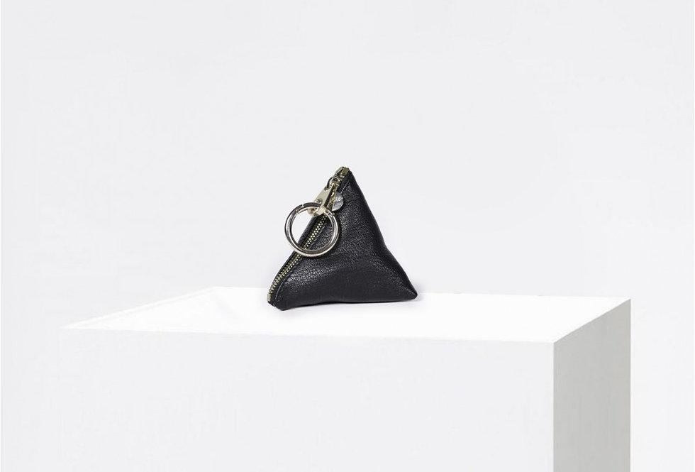 Porte monnaie pyramide black