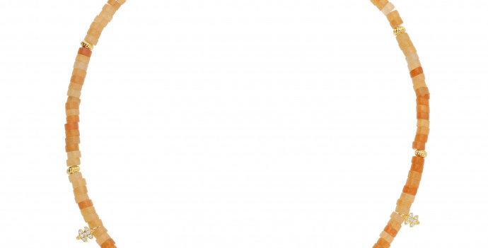 Collier mamba amber