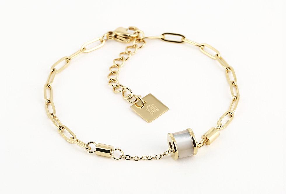Bracelet Aiko doré