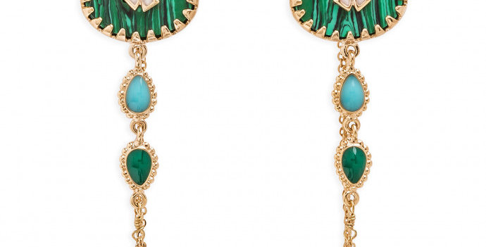 Boucles Mayhem Green
