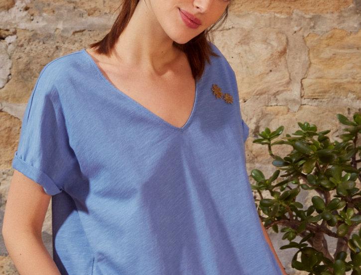 T-shirt Felicie Chardon