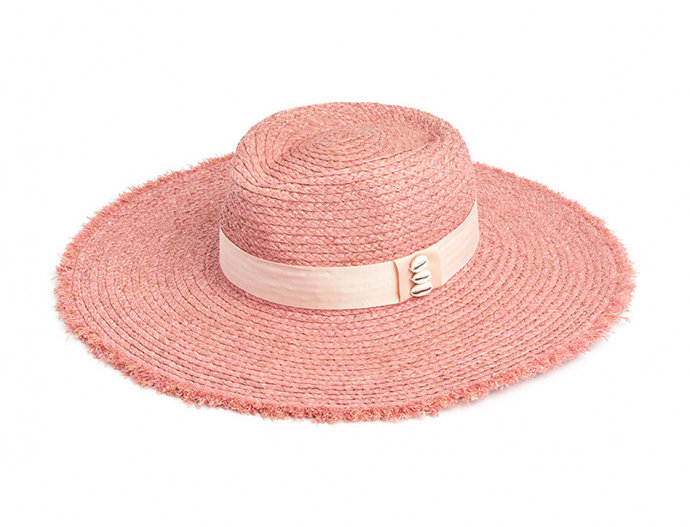 Chapeau Solal Blush