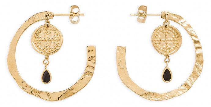 Boucles Desiderada Gold