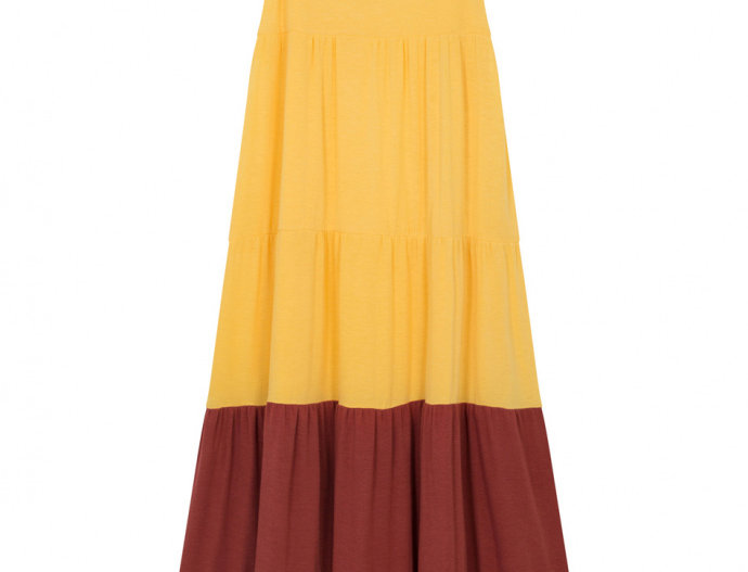 Robe Moncheri Yellow