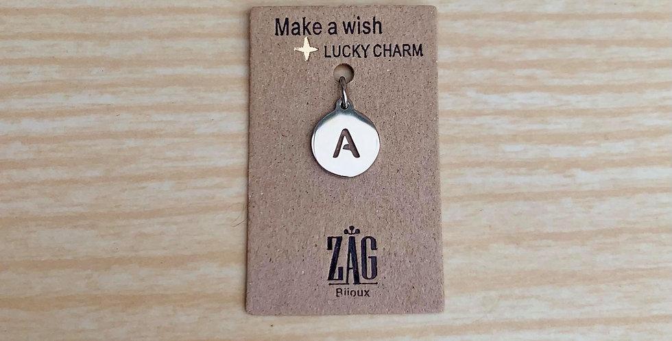 Médaille Zag Acier A