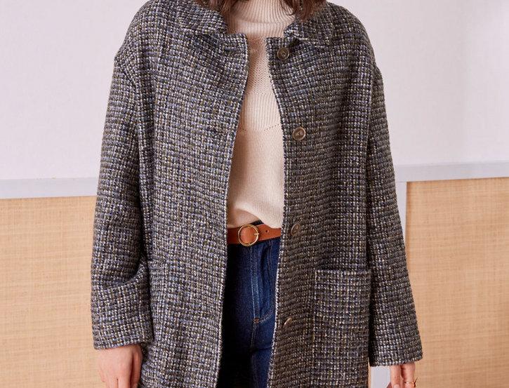 Manteau Des petits hauts Nour
