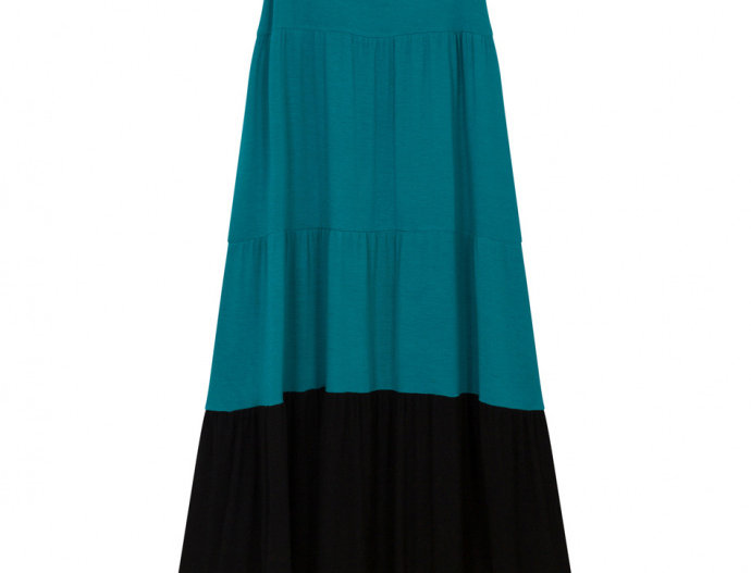 Robe Moncheri turquoise