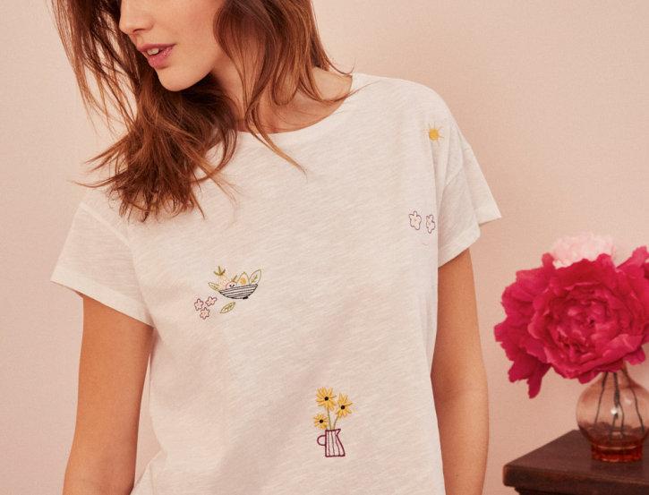 T-shirt Jizou