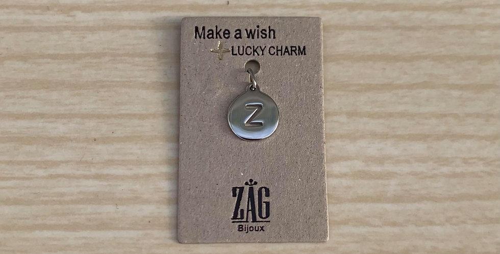 Médaille Zag Acier Z