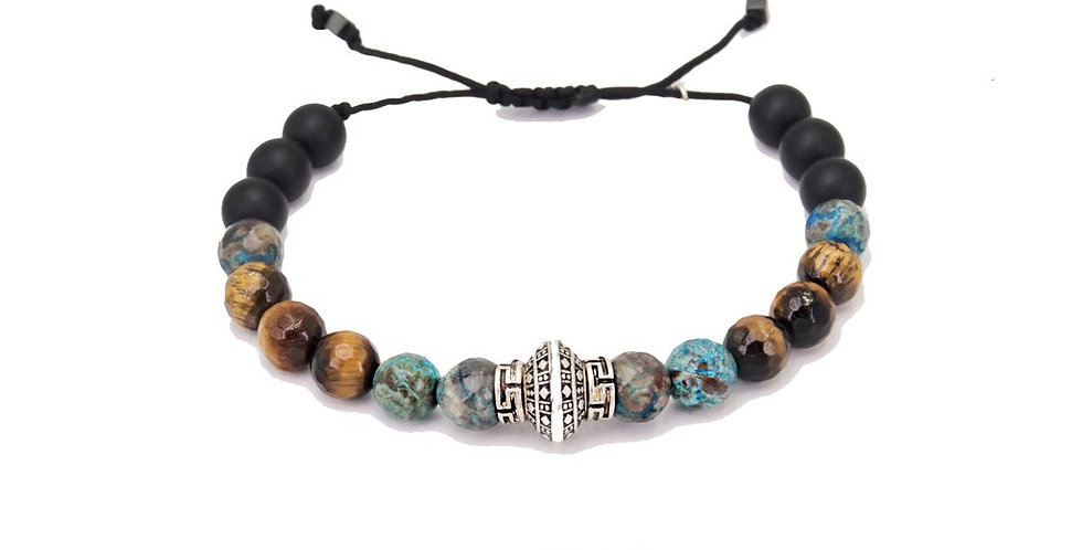 Bracelet Homme New Best one turquoise Lo et ma