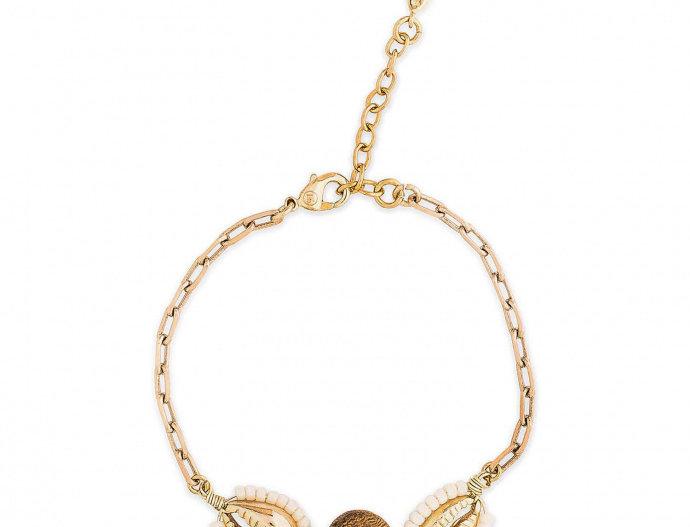 Bracelet Coconut Gold