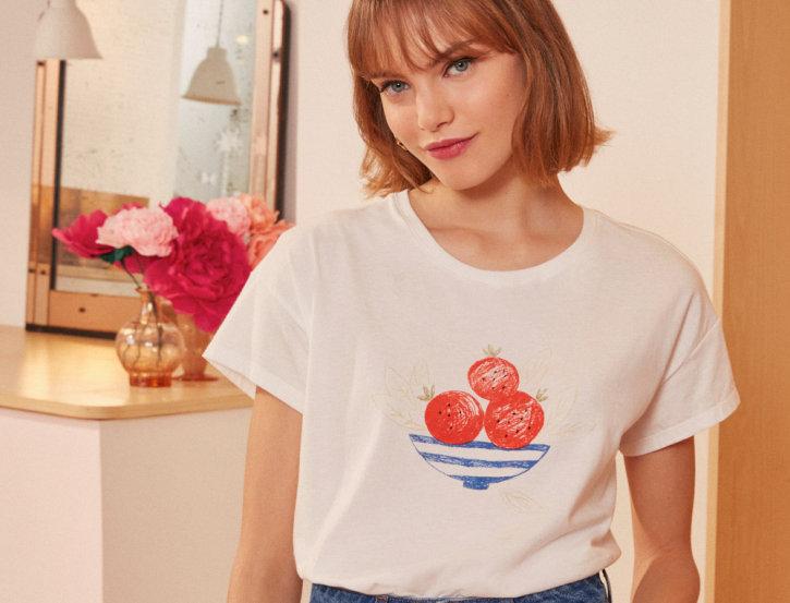 T-shirt Zinette