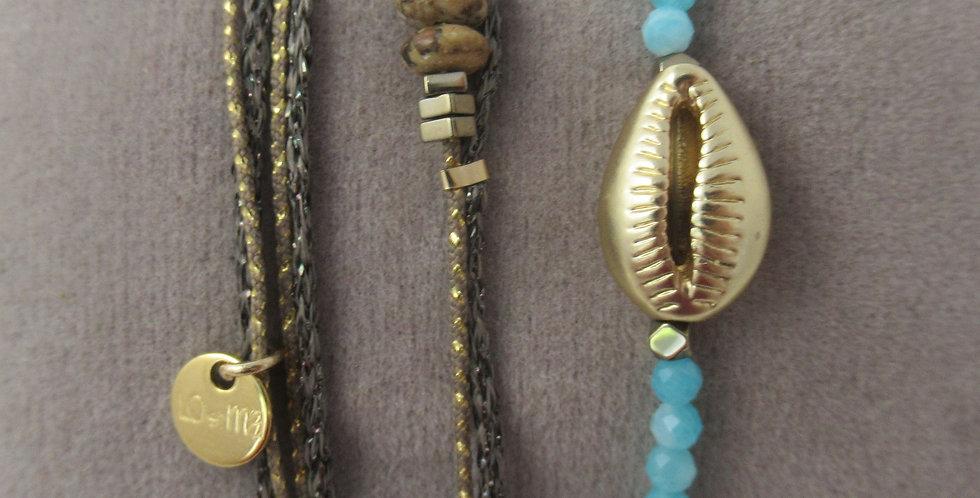 Bracelet Marine Amazonite