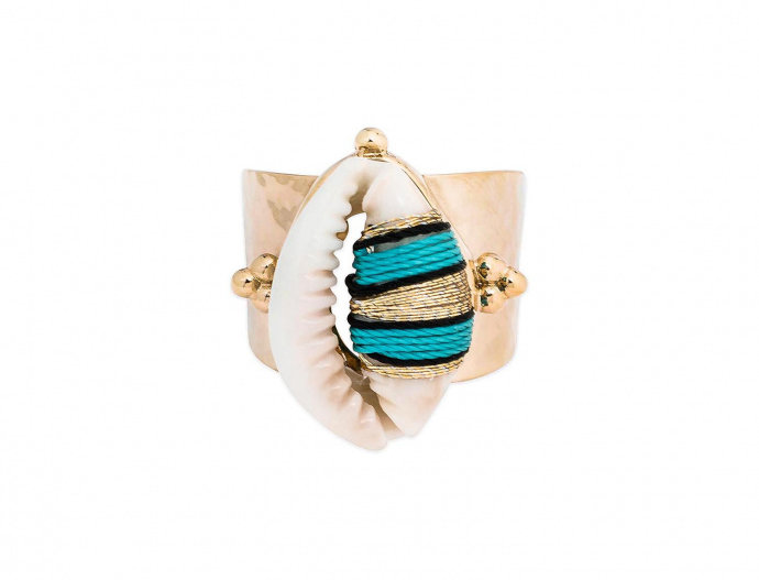 Bague Timouss Turquoise