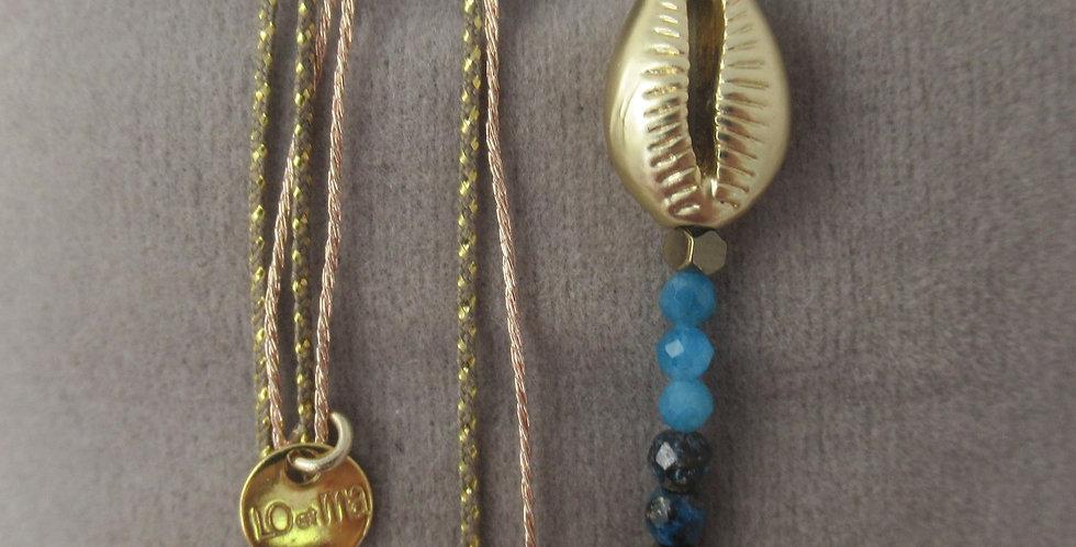 Bracelet Marine Apatite