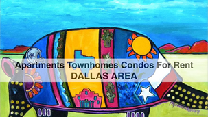 For Rent in Dallas Area