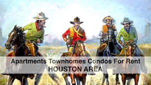 For Rent in Houston Area
