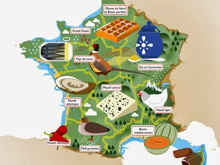 Les agricultures régionales françaises