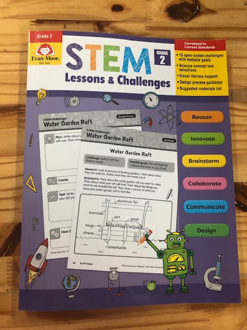 STEM Lessons and Challenges Grade 2