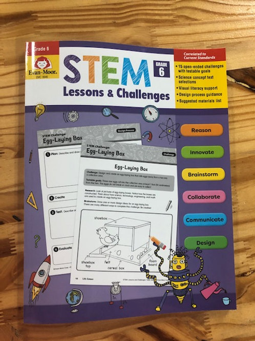 STEM Lessons and Challenges Grade 6
