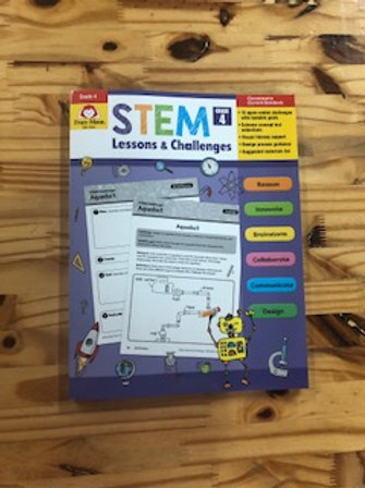 STEM Lessons and Challenges Grade 4
