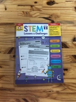 STEM Lessons and Challenges Grade 3