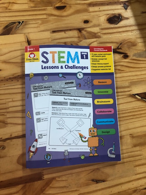 STEM Lessons and Challenges Grade 1