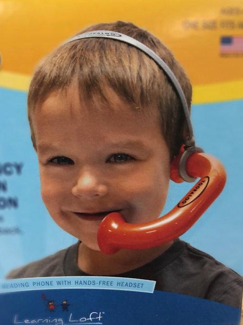 Toobaloo Reading Phone & Headset