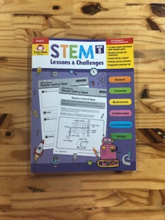 STEM Lessons and Challenges Grade 5
