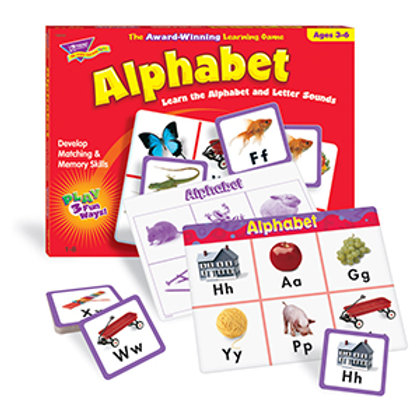 Alphabet Match Me® Games