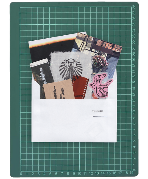 custom letter/package