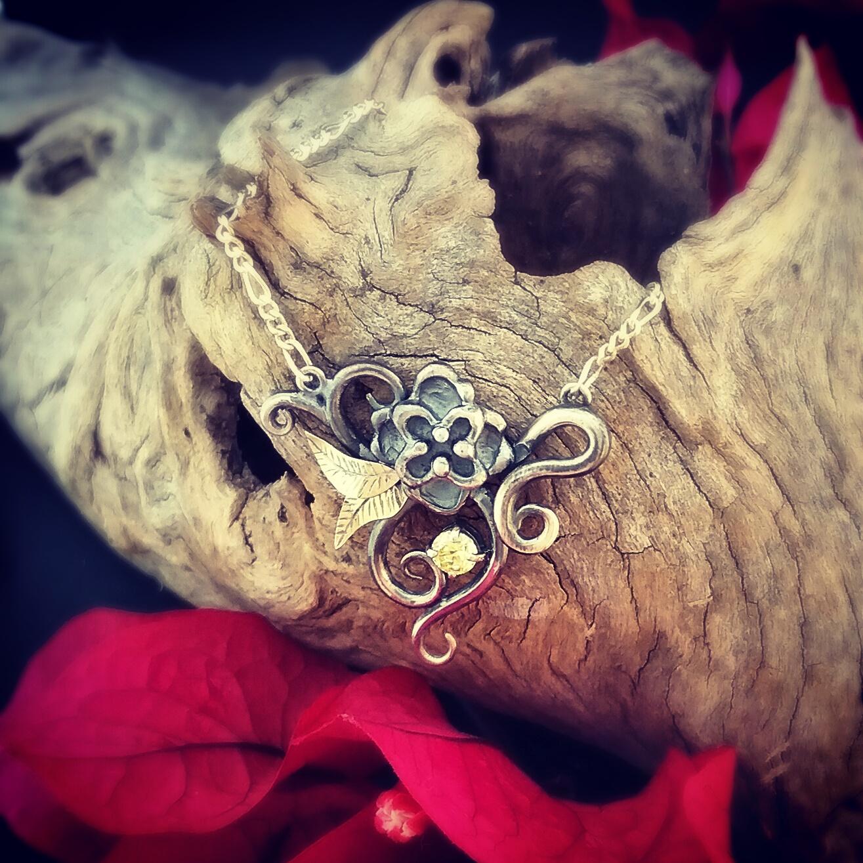 Rustic pendant